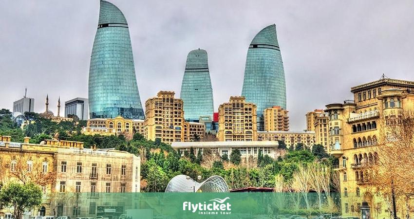 Baku Flights