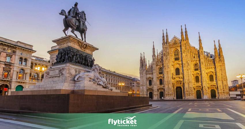 Milan Flights